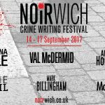 Noirwich Crime Writing Festival por Ana Arroyo