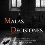 MALAS DECISIONES de Susana Hernández, colección SOLO NOVELA NEGRA