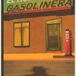 El hombre de la gasolinera de Fco. J. Sánchez por Antonio Fernández